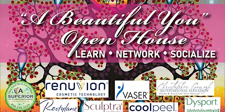 A Beautiful You Open House tickets
