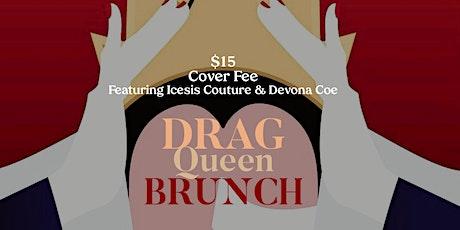 Drag Brunch Is Back tickets