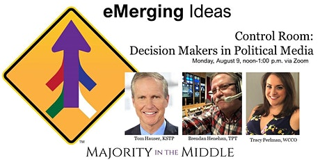 Control Room: Decision Makers in Political Media tickets