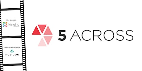 5 Across August Startup Pitch Competition tickets