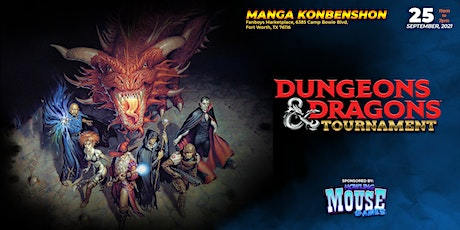 Dungeons & Dragons Tournament tickets