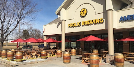 Solar Meet and Greet at Frolic Brewing Company tickets