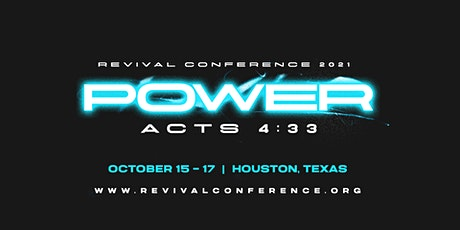 Revival Conference 2021: Power tickets