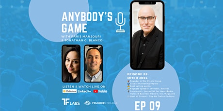 Anybody's Game - Interview with Mitch Joel tickets