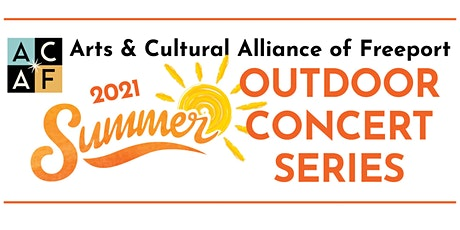 ACAF Outdoor Summer Concert Series:  Coastal Winds (August 8th) tickets