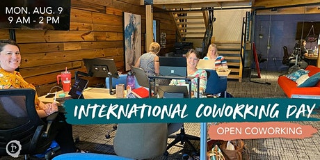 International Coworking Day - Open Coworking! tickets