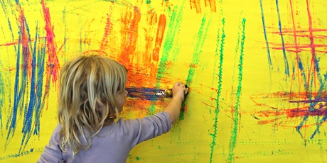 Collaborative Mural Making Art Camp for Kids : Morning Program tickets