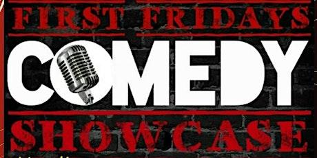 Stoner Social Smoker's club presents First Fridays Comedy Showcase tickets