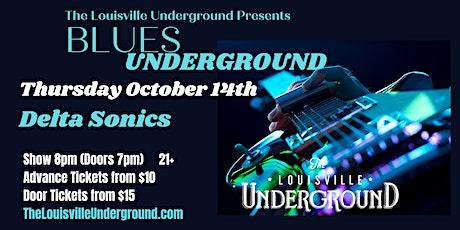 Delta Sonics : Blues Underground tickets