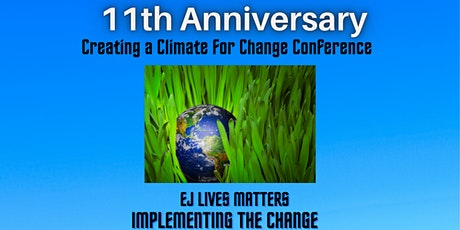 11th Annual Creating A Climate for Change tickets