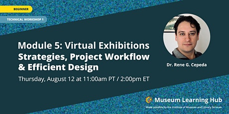 Technical Workshop 1: Strategies, Project Workflow and Efficient Design tickets