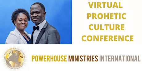 Virtual Prophetic Culture Conference tickets