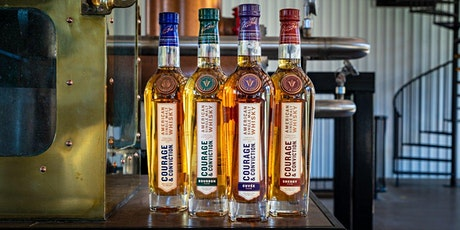 Virginia Distilling Co. Tasting with Amanda Beckwith - Education Manager tickets