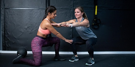 1 ON 1 PERSONAL TRAINING tickets