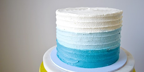 Buttercream cake decorating class with Cakes by Carli tickets