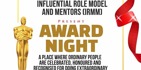 Influential Role Model & Mentor's Award tickets