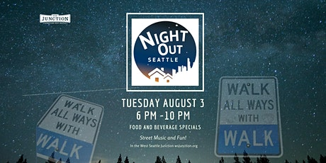Neighborhood Night Out in the Junction tickets