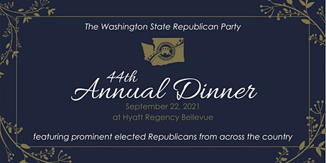 Washington State Republican Party's 44th Annual Dinner tickets