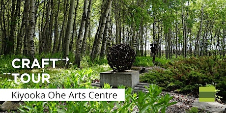 Tour and Workshop at Kiyooka Ohe Arts Centre tickets