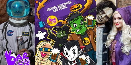 Official Halloween Bar Crawl | Hoboken, NJ - Bar Crawl LIVE! tickets