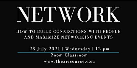 Networking Workshop tickets
