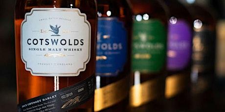 Cotswolds Distillery Tasting with Brett Silverstein - Part Deux tickets