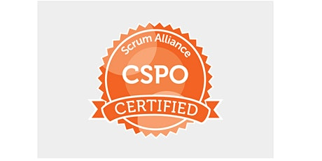 Certified Scrum Product Owner(CSPO)Training from Aakash Srinivasan_IL tickets