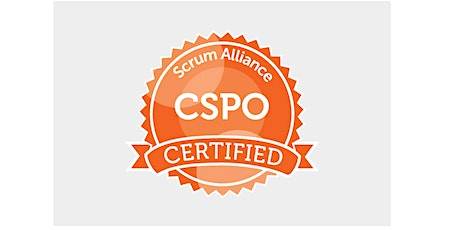 Certified Scrum Product Owner(CSPO)Training from Aakash Srinivasan_SF tickets
