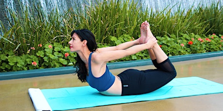 Vinyasa Yoga for all Levels with Stefanie tickets