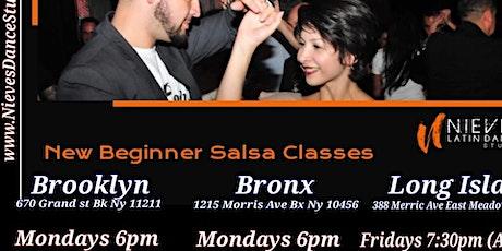 Bronx Salsa tickets