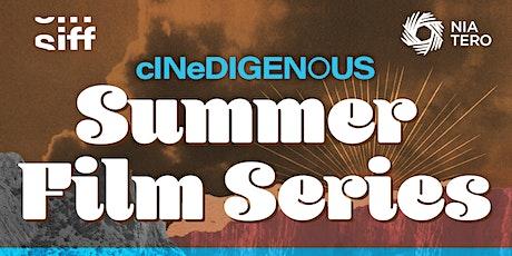 cINeDIGENOUS Summer Film Series @ Blue Fox Drive-In: Oak Harbor, WA tickets