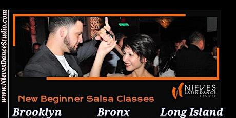 Beginner Salsa Dance Class tickets