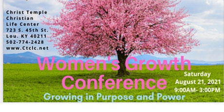 CTCLC Women's Growth Conference tickets