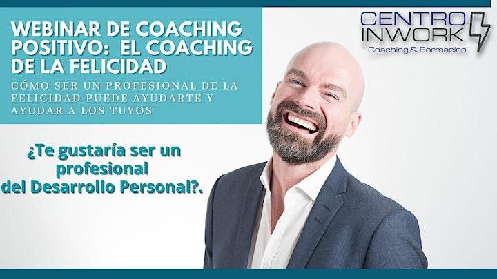 Imagen de Webinar Coaching Positivo: El Coaching Profesional de la Felicidad