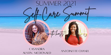 Summer 2021 Self-Care Summit bilhetes