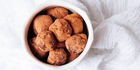 CHOCOLATE  TRUFFLE MAKING by Virginia in CHELSEA tickets