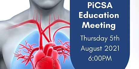 PiCSA Education Meeting- 5th August 2021 tickets