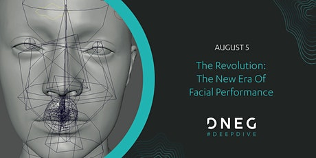 The Revolution: The New Era of Facial Performance tickets