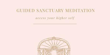 FREE Sanctuary Meditation tickets