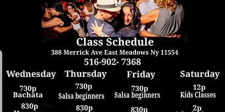Beginner Salsa in Long Island tickets