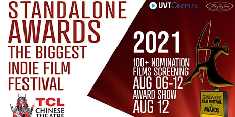 STANDALONE FILM FESTIVAL @TCL Chinese 6 Theatre Hollywood tickets