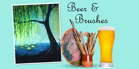 Beer & Brushes Paint Night- November tickets