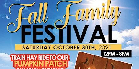 Fall Family Festival-Halloween Carnival-Pumpkin Picking & Hayrides in NY tickets