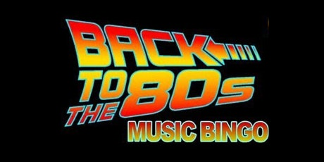 80s Music Bingo at Grind City Brewing tickets