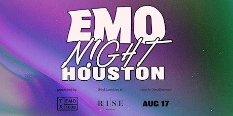 TX Emo Club Presents: EMO NIGHT HOUSTON tickets