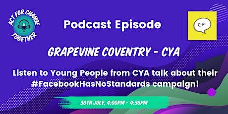 Podcast Episode - Facebook Has No Standards tickets