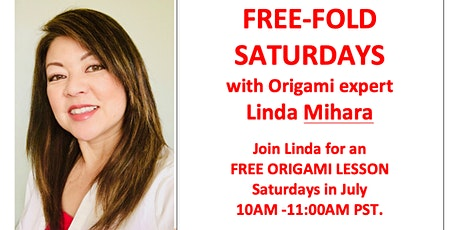 Free Fold Origami Saturday - Vicky Mihara Avery's Twist Box tickets