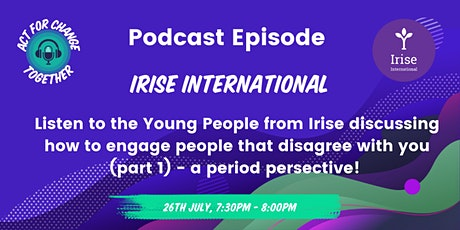 Podcast Episode - How to engage people that disagree with you (part 1) tickets
