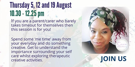 Creative Interactive Session for Parents/Carers with ASC child/adult tickets
