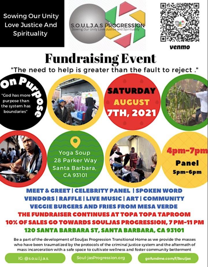 Souljas Progression Panel Fundraiser image